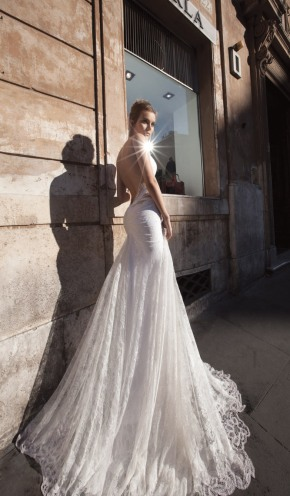 Wedding Couture by Inbal Dror 2012 Bridal Collection