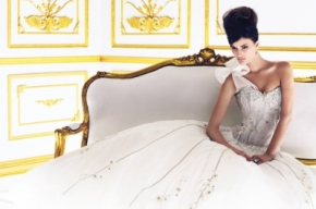 Now Playing: Ines Di Santo Spring/Summer 2013 Bridal RunwayShow