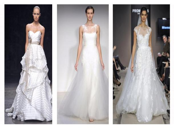 A-Line Gowns