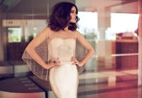 Modern Glam: Zahavit Tshuba BridalCollection