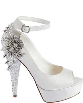Betsey Johnson Debuts New Bridal Shoe Collection